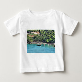 Sailboat in the Bay Baby T-Shirt