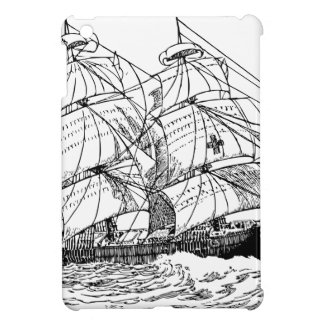 Sailboat iPad Mini Cases