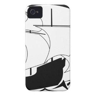Sailboat iPhone 4 Case-Mate Case