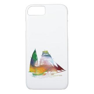 Sailboat iPhone 8/7 Case