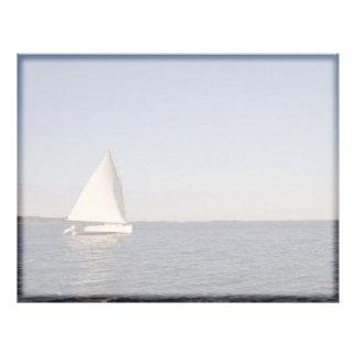 Sailboat Letterhead