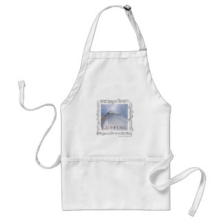 Sailboat + Music Apron (made in USA)