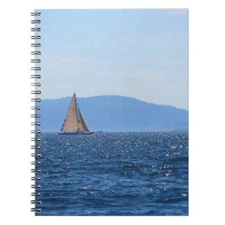 Sailboat Notebook
