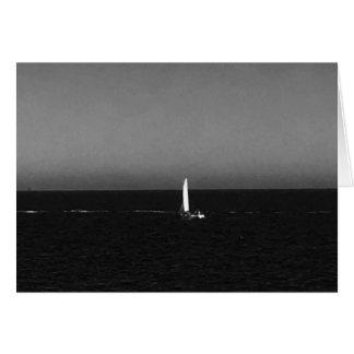 Sailboat Notecard