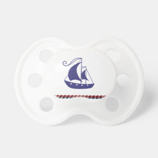 Sailboat Pacifiers