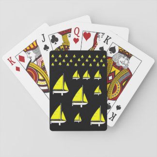 Sailboat Playing Card Deck