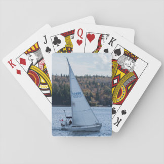 Sailboat Playing Cards