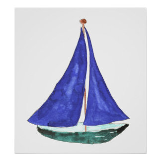 Sailboat Posters & Prints