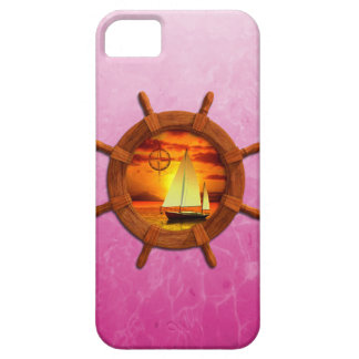 Sailboat Sunset iPhone 5 Cover