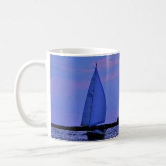 Sailboat Sunset Mug