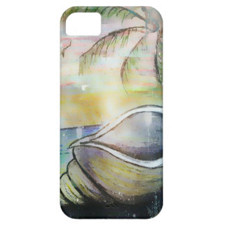 Sailboats and Seashells Case For The iPhone 5