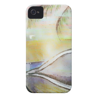 Sailboats and Seashells iPhone 4 Case-Mate Case