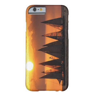 Sailboats at Sunset Barely There iPhone 6 Case
