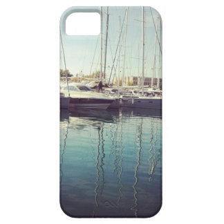 Sailboats in Water Case For The iPhone 5