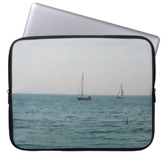 Sailboats Laptop Sleeve