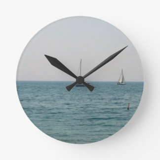 Sailboats Wallclocks
