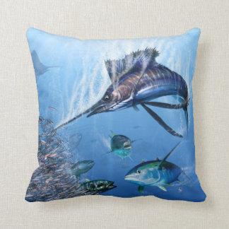 Sailfish attack pillow
