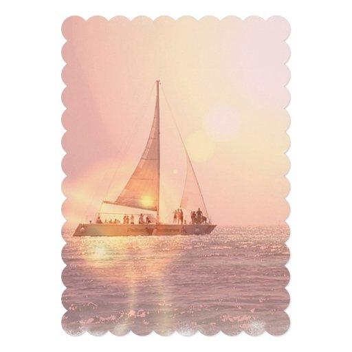 sailing-5 custom announcement
