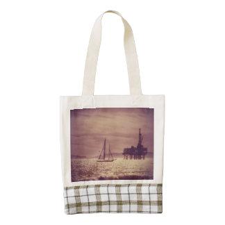 Sailing Across The Golden Sea
