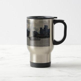 Sailing Alaska Travel Mug