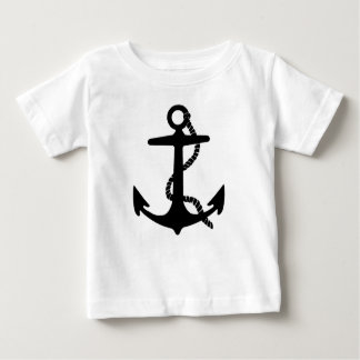 Sailing Anchor Sea Explorer Pirate Ship Baby T-Shirt