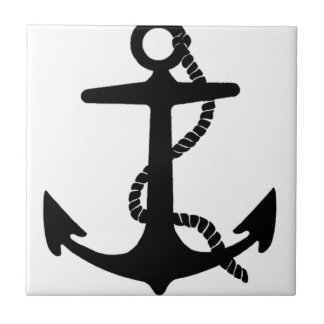 Sailing Anchor Sea Explorer Pirate Ship Ceramic Tiles