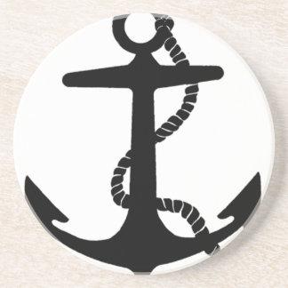 Sailing Anchor Sea Explorer Pirate Ship Coaster