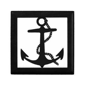 Sailing Anchor Sea Explorer Pirate Ship Gift Box