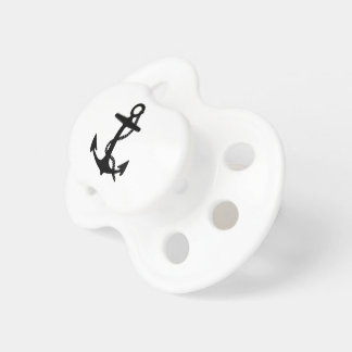 Sailing Anchor Sea Explorer Pirate Ship Pacifier