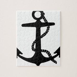 Sailing Anchor Sea Explorer Pirate Ship Puzzle