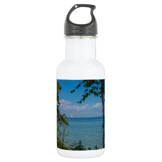 Sailing At Mackinac 532 Ml Water Bottle