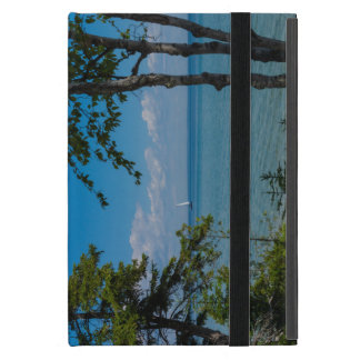 Sailing At Mackinac iPad Mini Case
