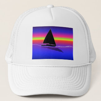 Sailing at Sunset Hat