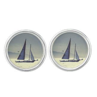 Sailing Away Cuff Links
