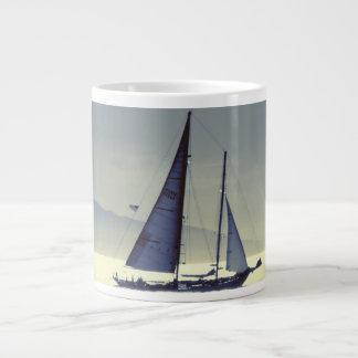 Sailing Away Jumbo Mug