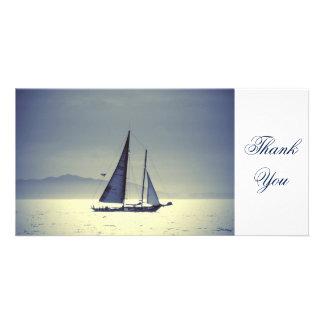 Sailing Away Photo Cards