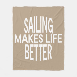Sailing Better Blanket - Assorted Sizes & Colors