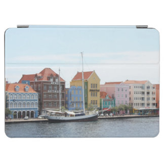 Sailing Boat in Willemstad iPad Air Cover