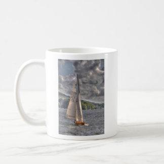 Sailing Boat Mugs