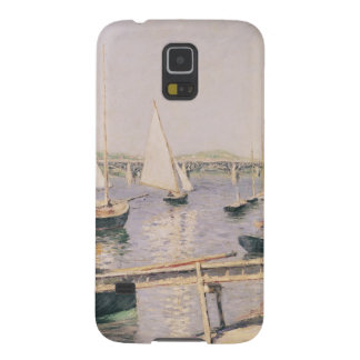 Sailing boats at Argenteuil, c.1888 Galaxy S5 Covers