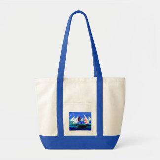 'Sailing Boats' tote bag