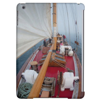 Sailing Boundary Pass iPad Air Cases