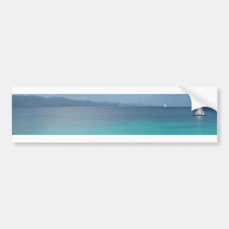Sailing Bumper Sticker
