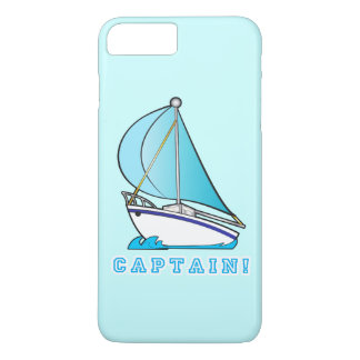Sailing Captain iPhone 7 Plus Case