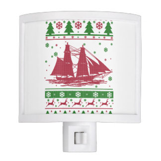 Sailing Christmas Night Lites