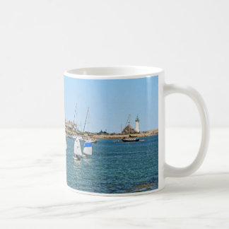 Sailing Class Basic White Mug