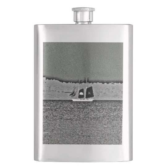 SAILING classic flask