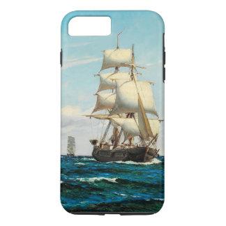 Sailing Clipper Frigate Ship Seas iPhone 7 Case