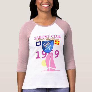 Sailing Club Port Richman 1969 Vintage Yacht Shirts