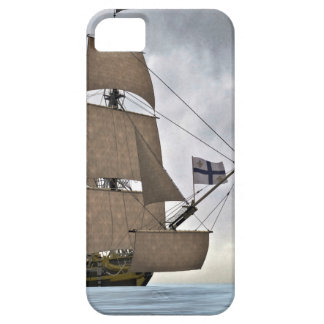 Sailing Corvette on a Gorgeous Day iPhone 5 Cover